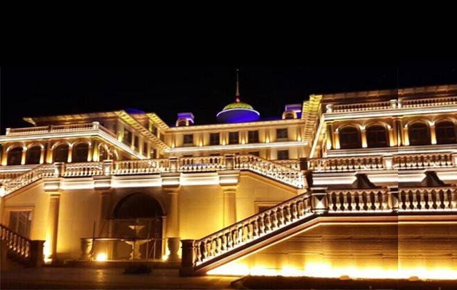 阿尔滨假日酒店